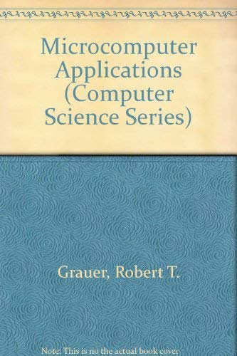 9780070241428: Microcomputer Applications (Computer Science Series)