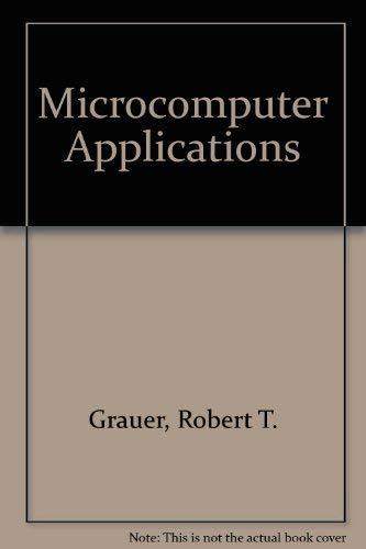 9780070241503: Microcomputer Applications