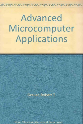 9780070241596: Advanced Microcomputer Applications