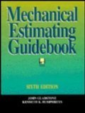 9780070242272: Gladstone's Mechanical Estimating Guidebook