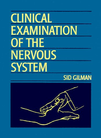 9780070242524: Clinical Examination of the Nervous System