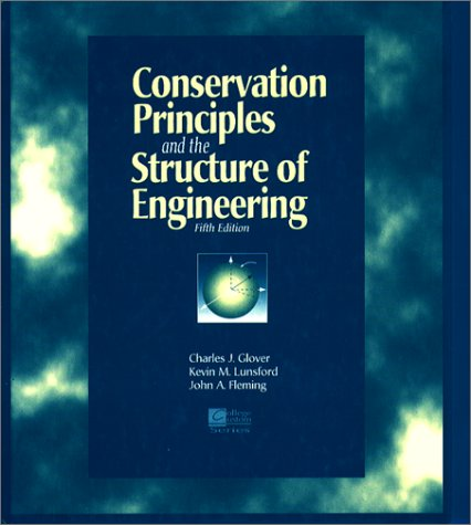 9780070242593: Conservation Principles and the Structure of Engineering