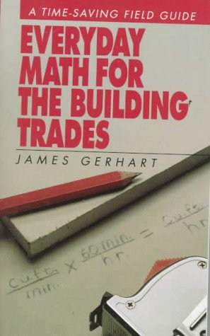 9780070242661: Everyday Math for the Building Trades