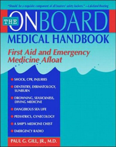 9780070242746: Onboard Medical Handbook: First Aid and Emergency Medicine Afloat
