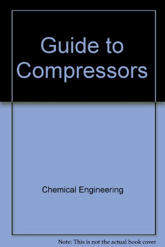 9780070243125: Guide to Compressors