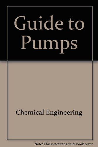 9780070243149: Chemical Engineering Guide to Pumps