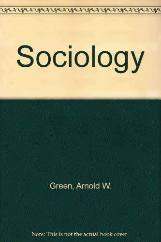 9780070243163: Sociology