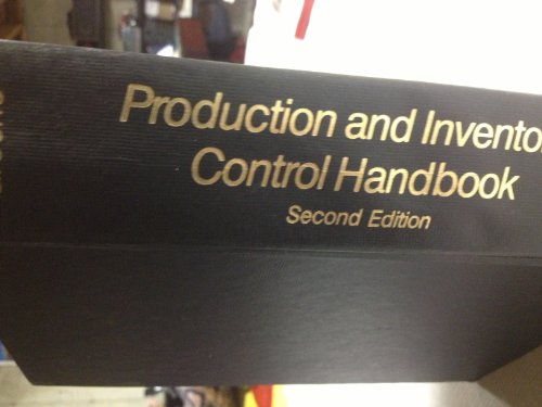 9780070243217: Production and Inventory Control Handbook