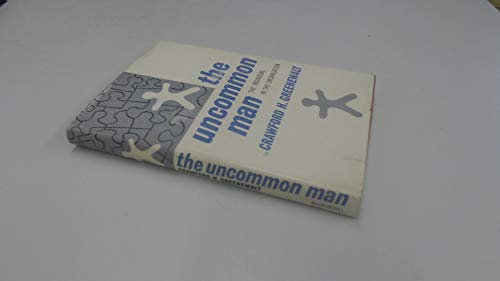9780070243576: The Uncommon Man: The Individual in the Organization