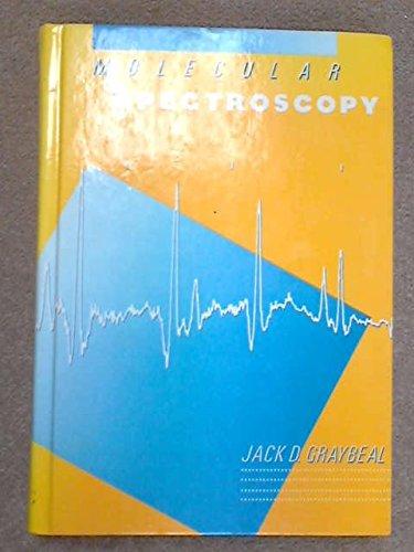 9780070243910: Molecular Spectroscopy