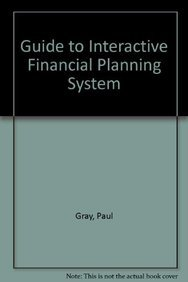 9780070243941: Guide to Interactive Financial Planning System