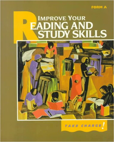 9780070244436: Improve Your Reading and Study Skills