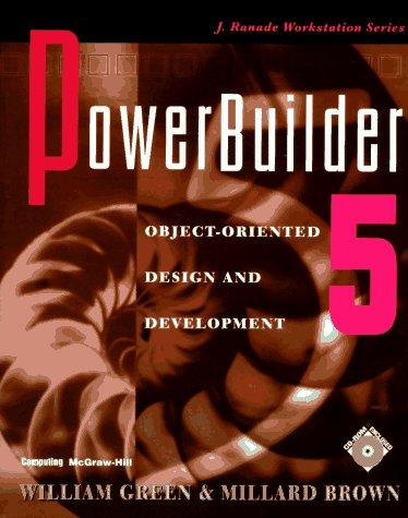 9780070244696: Powerbuilder 5: Object-Oriented Design and Development (Workstation)