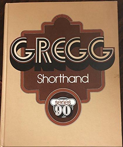 9780070244719: Gregg Shorthand: Series 90