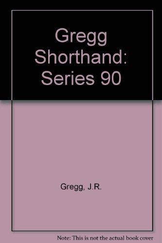 9780070244719: Gregg Shorthand (Series 90)