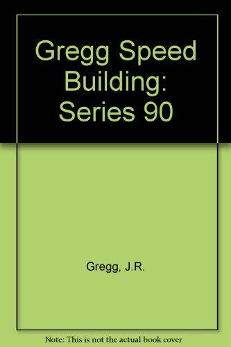 9780070244788: Gregg Speed Building: Series 90