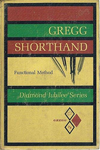 9780070245914: Gregg Shorthand (Diamond Jubilee Series)