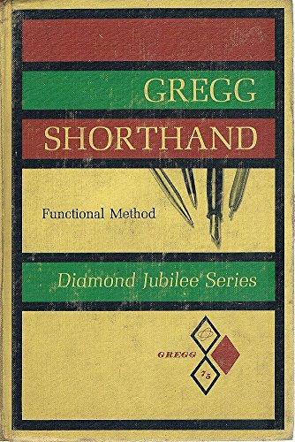 9780070245914: Gregg Shorthand (Diamond Jubilee Series)