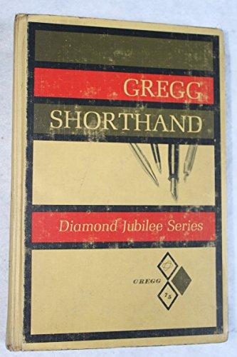 9780070246256: Gregg Shorthand (Diamond Jubilee)