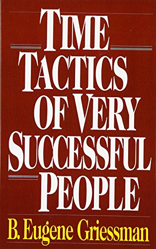 9780070246447: Time Tactics of Very Successful People