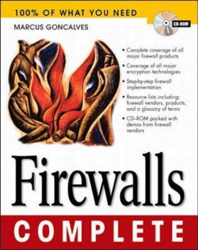 9780070246454: Firewalls (Complete)