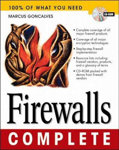 FIREWALLS COMPLETE (COMPLETE SERIES)
