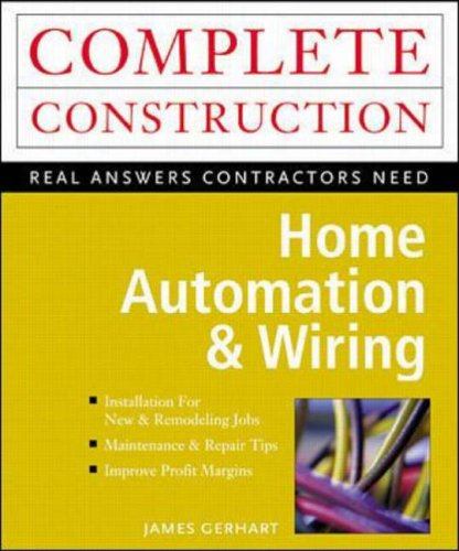 9780070246744: Home Automation and Wiring