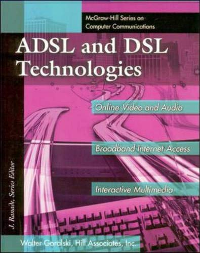 9780070246799: ADSL and DSL Technologies