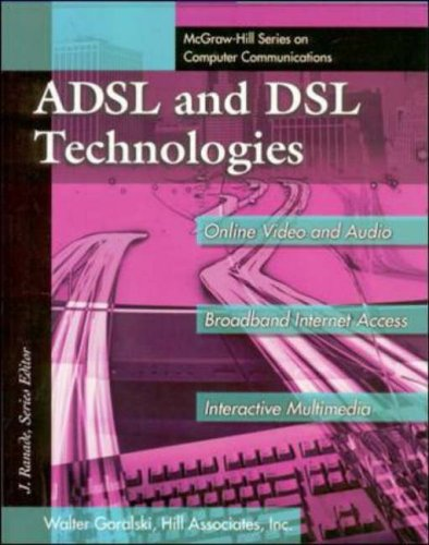 9780070246799: ADSL & DSL (McGraw-Hill Series on Computer Communications)
