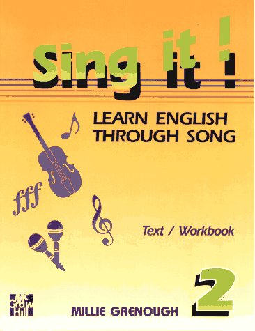 9780070247079: Sing It! Learn English through Song, Level 2