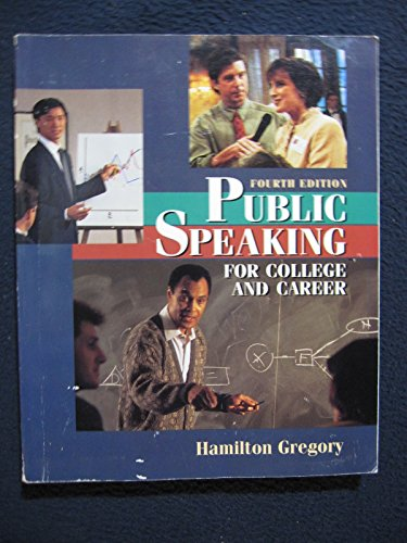 9780070247543: Public Speaking for College and Career