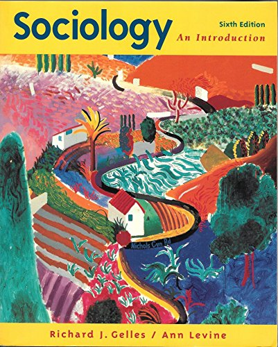 Sociology An Introduction, Sixth Edition: Roland Warren Joseph Roucek