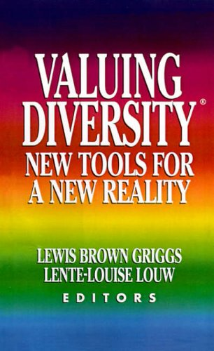 9780070247789: Valuing Diversity: New Tools for a New Reality