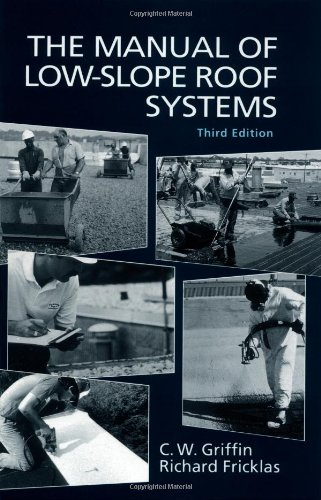 9780070247840: Manual of Low-Slope Roof Systems