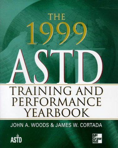 9780070248182: The 1999 ASTD Training & Performance Yearbook