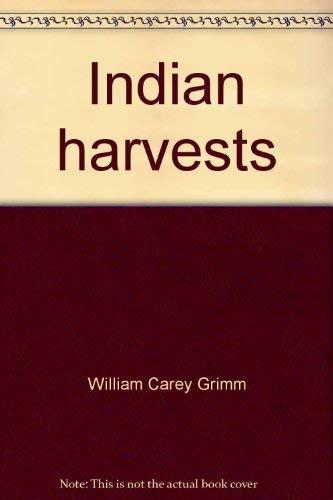 9780070248397: Indian harvests