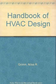 9780070248410: Handbook of HVAC Design