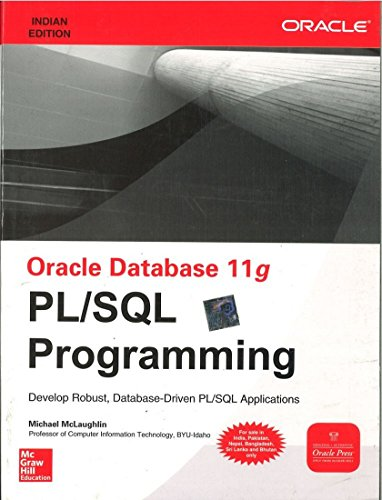 9780070248694: Oracle Database 11g PL/SQL Programming 1ED