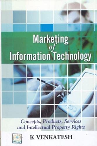 9780070248724: Marketing of Information Technology