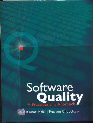 9780070248731: Software Quality: A Practitioner'S Approach