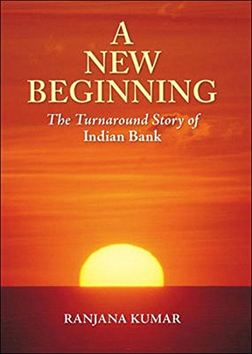 9780070248830: A New Beginning: The Turnaround Story of Indian Bank