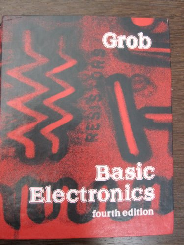 Basic electronics 9780070249233 A tutorial and review exercises cover decimals, negative numbers, powers and roots, logarithms, the metric system, alegbra, solving equations, trigonometry, and computer mathematics