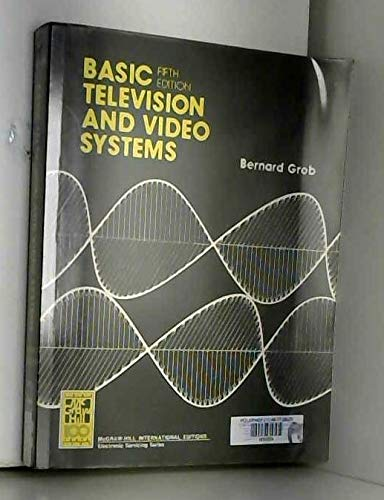9780070249332: Basic Television and Video Systems