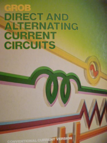 9780070249592: Direct and alternating current circuits : a conventional current version
