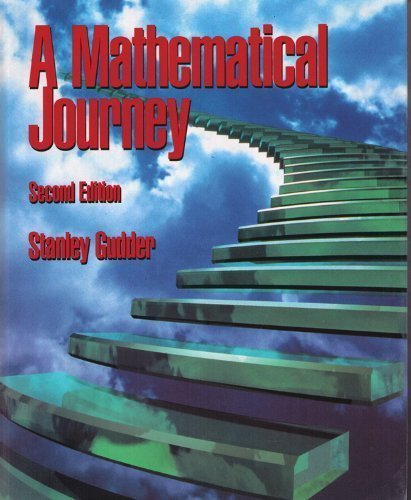 9780070251304: Mathematical Journey