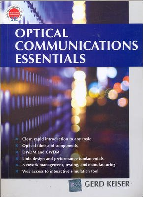 9780070251755: Optical Communication Essentials (SIE)