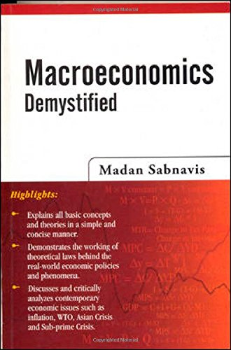 Macroeconomics Demystified: Madan Sabnavis