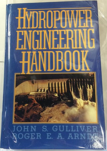 9780070251939: Hydropower Engineering Handbook