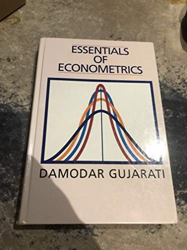 9780070251946: Essentials of Econometrics