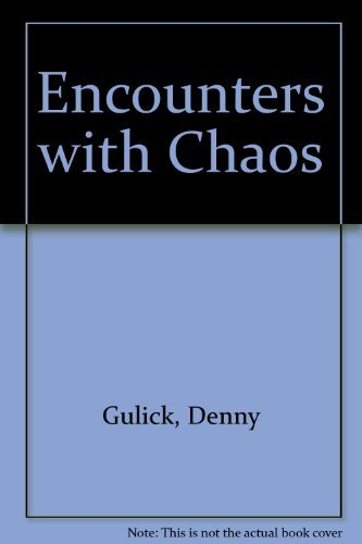 9780070252035: Encounters with Chaos